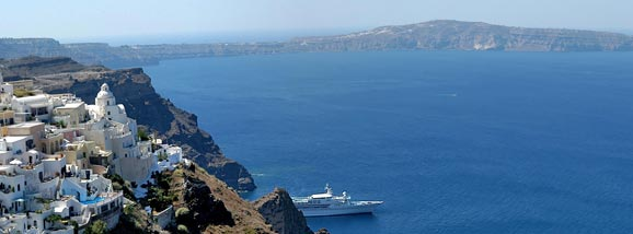 VIP Cars, Santorini, Cyclades Islands, Greece